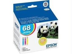 Epson Colr Multi Ink Cartridge High-capacity