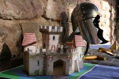 Une Chasse au Trésor - Château 3D à assembler