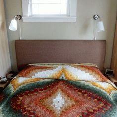 Tutorial: DIY Upholstered Headboard   Hip Chick Digs