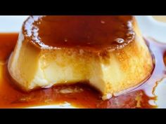 Crema de zahar ars - YouTube No Cook Desserts, Dessert Recipes, Creme Caramel, 1 Decembrie, Cheesecake, Pudding, Cooking, Food, Youtube