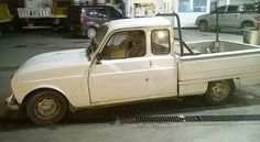 Renault 4 pick up