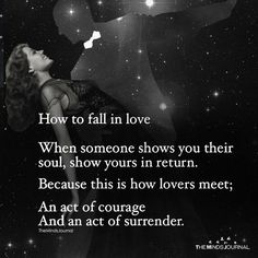 How To Fall In Love - https://themindsjournal.com/how-to-fall-in-love/