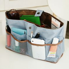 just pop it in your purse and go - the original bag-in-bag by invite L. Brilliant!