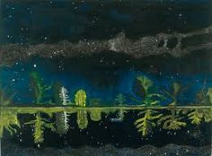 Image result for Blotter' by Peter Doig what style art