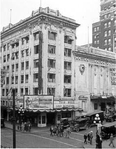 Pantages Theatre, 1926