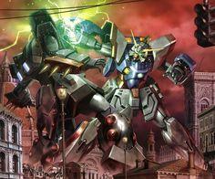 G Gundam SHINING FINGER!!! by ~magnamon2099 on deviantART