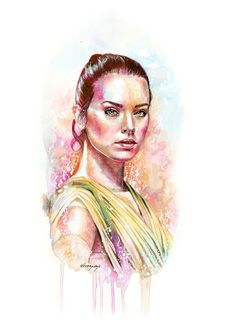 Rey by weroni.deviantart.com on @DeviantArt