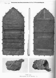 birka belt pouch pattern