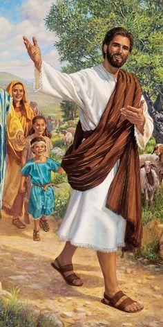 Jezus had vreugde in zijn bediening.Harry Dewith.HD.