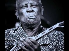 """B.B. King - """"How Blue Can You Get""""."""