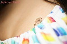 Tatouage Make My Lemonade & Bourjois #tattoo