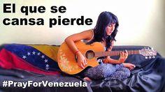 El que se cansa pierde (Whoever gets tired loses) - Venezuela - Mariafer