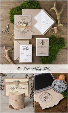 Rustic Wedding Ideas – all matching your wedding theme !  #sponsored