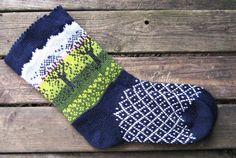 Baum Socken