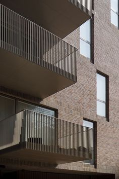 Brentford Lock – Picture gallery - All About Balcony Balustrade Balcon, Balustrade Design, Steel Balustrade, Balustrades, Steel Railing, Stair Handrail, Staircase Railings, Facade Design, House Design
