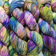 Your place to buy and sell all things handmade Fingering Yarn, Mother Of Dragons, Hand Dyed Yarn, Yarns, Indie, My Etsy Shop, Sparkle, Check, Handmade