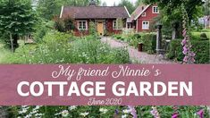 Perennial Flowering Plants, Victorian Cottage, Cottage Farmhouse, Video Home, Permaculture, Garden Paths, Garden Inspiration, Beautiful Landscapes, Planting Flowers