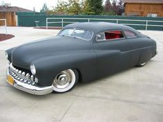 67 Trendy vintage cars black autos - Before After DIY Photos Vintage, Old Vintage Cars, Top Vintage, Rat Rods, Top Photos, Mercury Capri, 49 Mercury, 50s Cars, Lead Sled