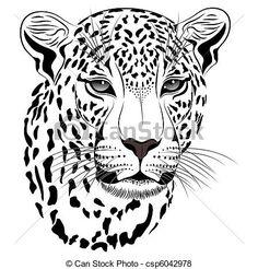 leopardos para dibujar - Buscar con Google