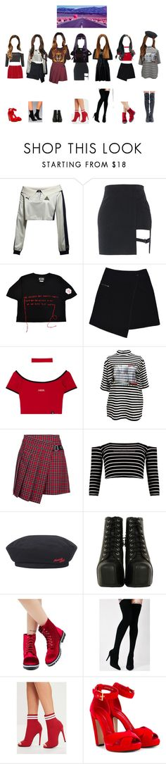 Designer Clothes, Shoes & Bags for Women Stage Outfits, Kpop Outfits, Korean Outfits, Girl Outfits, Cute Outfits, Fashion Outfits, Kpop Fashion, Korean Fashion, Kpop Costume