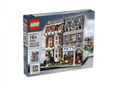 Lego 10218 Zoohandlung  Viele #Kinder wünschen sich ein Haustier zu #Weihnachten!  Doch oftmals ist das Tier dann schon nach Wochen schon nicht mehr beliebt und landet aus Zeit-, Lust- oder Kostengründen wieder im #Tierheim oder gar auf der Straße :'(  Die Zoohandlung von LEGO ist da doch eine praktische und schöne Alternative oder?