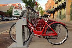 City of Boulder, Colorado Bike Share