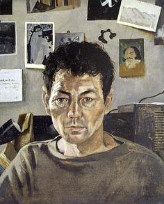 Hans Erni - Selfportrait