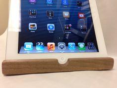 iPad  Stand 1/2/3/4  Tablet  Stand Oregon Walnut by Xrayguy, $22.00