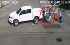 Brutal agresión de un automovilista a mujer agente de tránsito que lo multó | Argentina