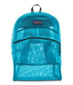 JanSportR Mesh Backpack Blue More At Backpacksnbags