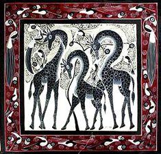 ティンガティンガ・アート TingaTinga Art ~アフリカン現代アート~ アフリカフェ@バラカ アフリカ製品輸入元 卸 販売 株式会社バラカ