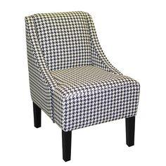 Found it at Wayfair - Swoop Berne Arm Chair $184