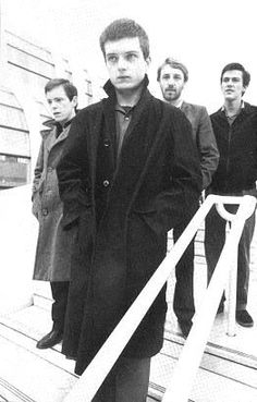 Joy Division good group.  I had not heard of this  group before but I watched a Sundance film about there lives and was hooked. Worth giving a listen to.