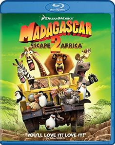 Madagascar: Escape 2 Africa poster, t-shirt, mouse pad Dreamworks Movies, Dreamworks Animation, Hd Movies, Movies Online, Madagascar Escape 2 Africa, Animated Movie Posters, Amblin Entertainment, Mousepad, Hd 1080p