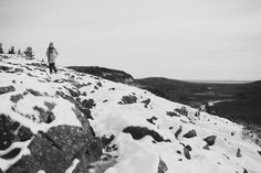 Porcupine Mountains, MI...rode sleds here...awesome!!