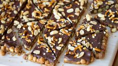 Peanut Butter Chocolate Toffee Crunch