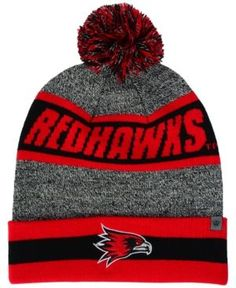 Top of the World Southeast Missouri State Redhawks Cumulus Knit Hat - Gray Adjustable