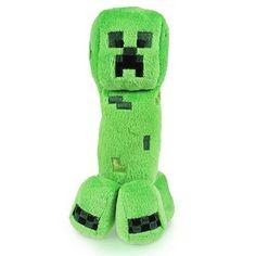 Minecraft Creeper Plush