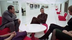 Film and Furniture reveal where to get these iconic and fabulously futuristic chairs, as seen in 2001: A Space Odyssey. Visit http://www.filmandfurniture.com/ for the full story. #StanleyKubrick #interiordesign
