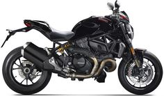 Ducati Monster 1200 R - The Most Powerful Ducati Naked Ever