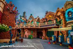 Disneyland Toon Town