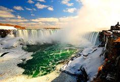 Топ-10 самых красивых водопадов в мире « FotoRelax
