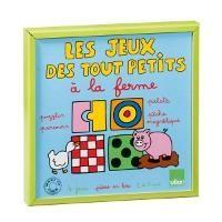 /** Priceshoppers.fr **/ Jeux des tout-petits à la ferme - Vilac - Enfant - De 2 ans à 5 ans