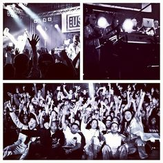 "This picture was taken from the last show the USO tour at Yokosuka Naval Base a week ago. Far East Movement mentioned in redcarpet.com that they ""owe a huge chuck of their success to their fans."" To give back to their fans, at the end of every concerts that they perform at, they take a picture with their fans and post it up on #instagram, #flickr, #twitter and #MySpace as an appreciation. #mrk634 #music #fem #SoMe"