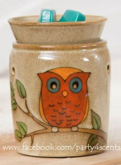 Loving this new Scentsy Warmer. Looks like #Origami Owl love!  http://party4scents.scentsy.us