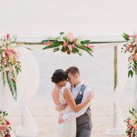 Danny & Shawna — Warwick Fiji Wedding