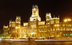 Best Post Office in the world. Madrid, Spain