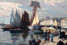 Henri Alphonse Barnoin , 1882-1935