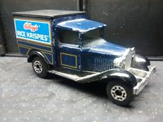 My Matchbox Kelloggss Rice Krispies Model A Ford