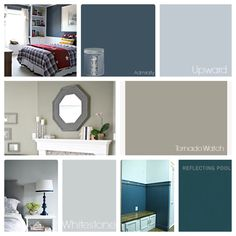 Sharing the paint colors that make our house a home!
